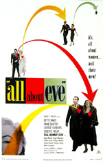 All About Eve movie poster - Click for Larger Version