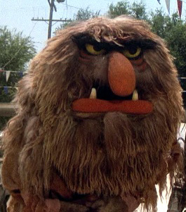Sweetums the Muppet
